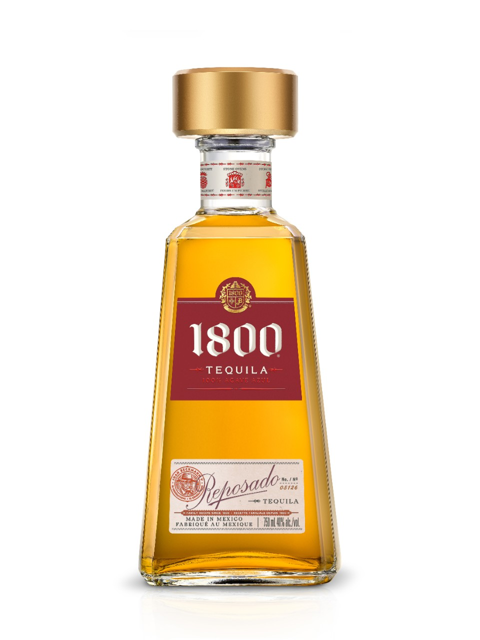 Image for 1800 Reposado Tequila from LCBO