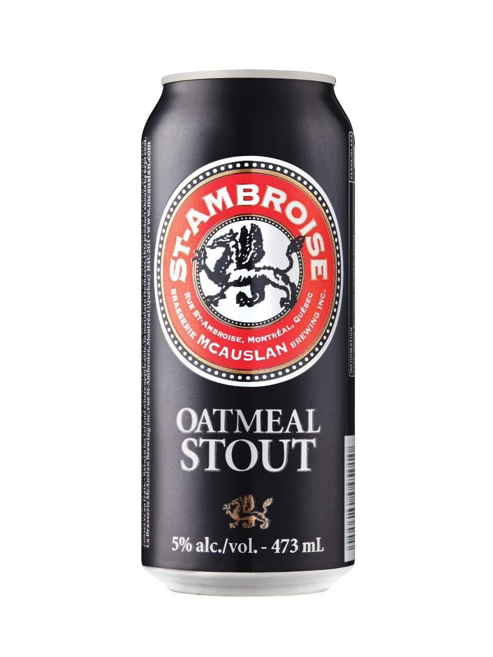Image for St-Ambroise Oatmeal Stout from LCBO