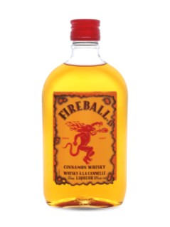 Fireball Cinnamon Whisky (PET)
