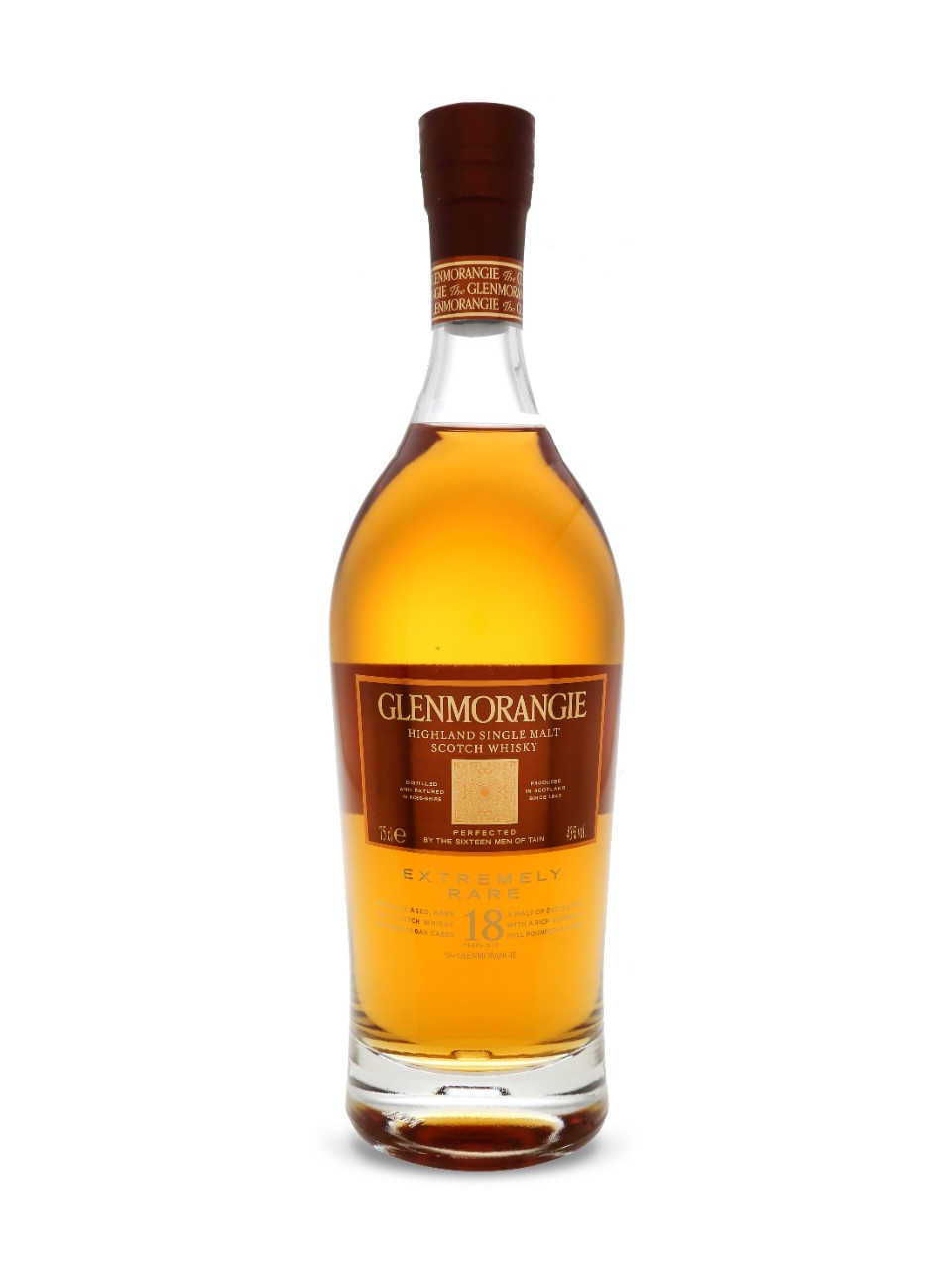 Image for Glenmorangie 18 Year Old Highland Single Malt Scotch Whisky from LCBO