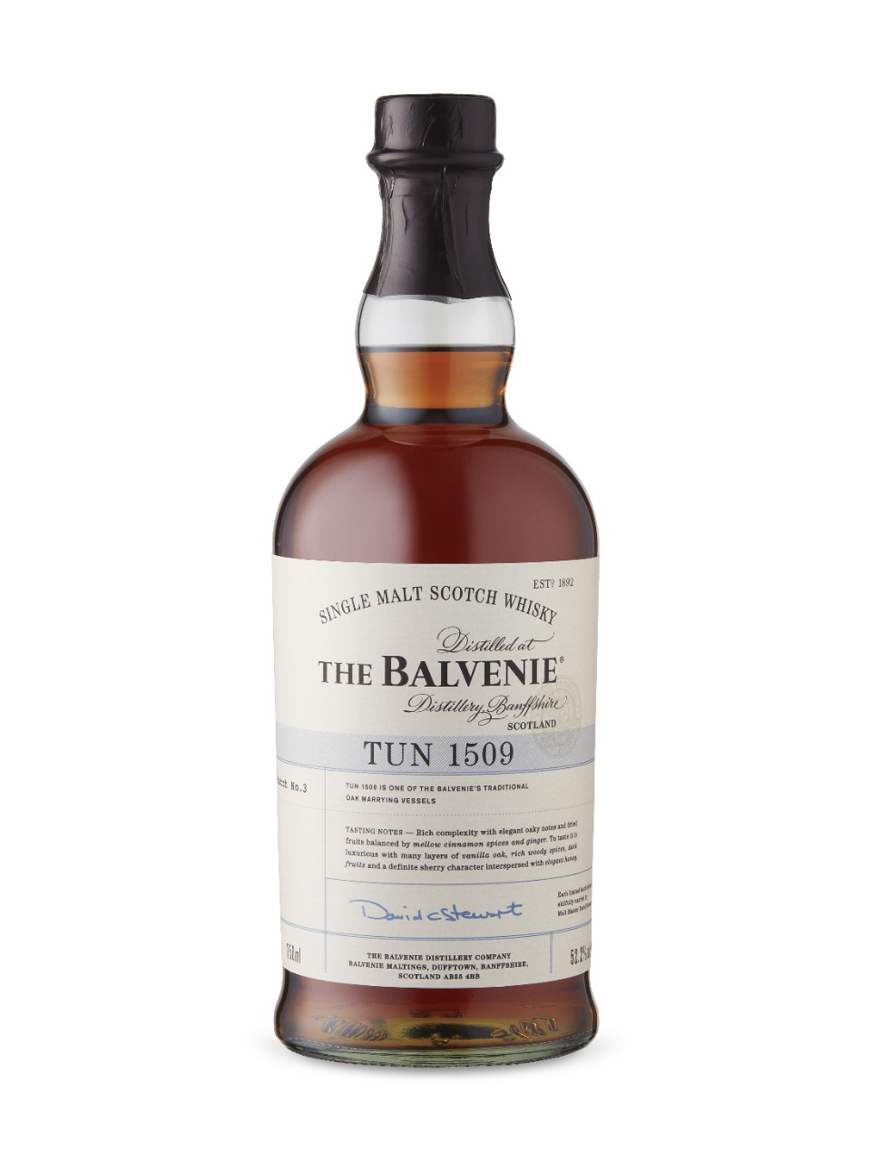 Image for The Balvenie Tun 1509 Single Malt Scotch Whisky from LCBO