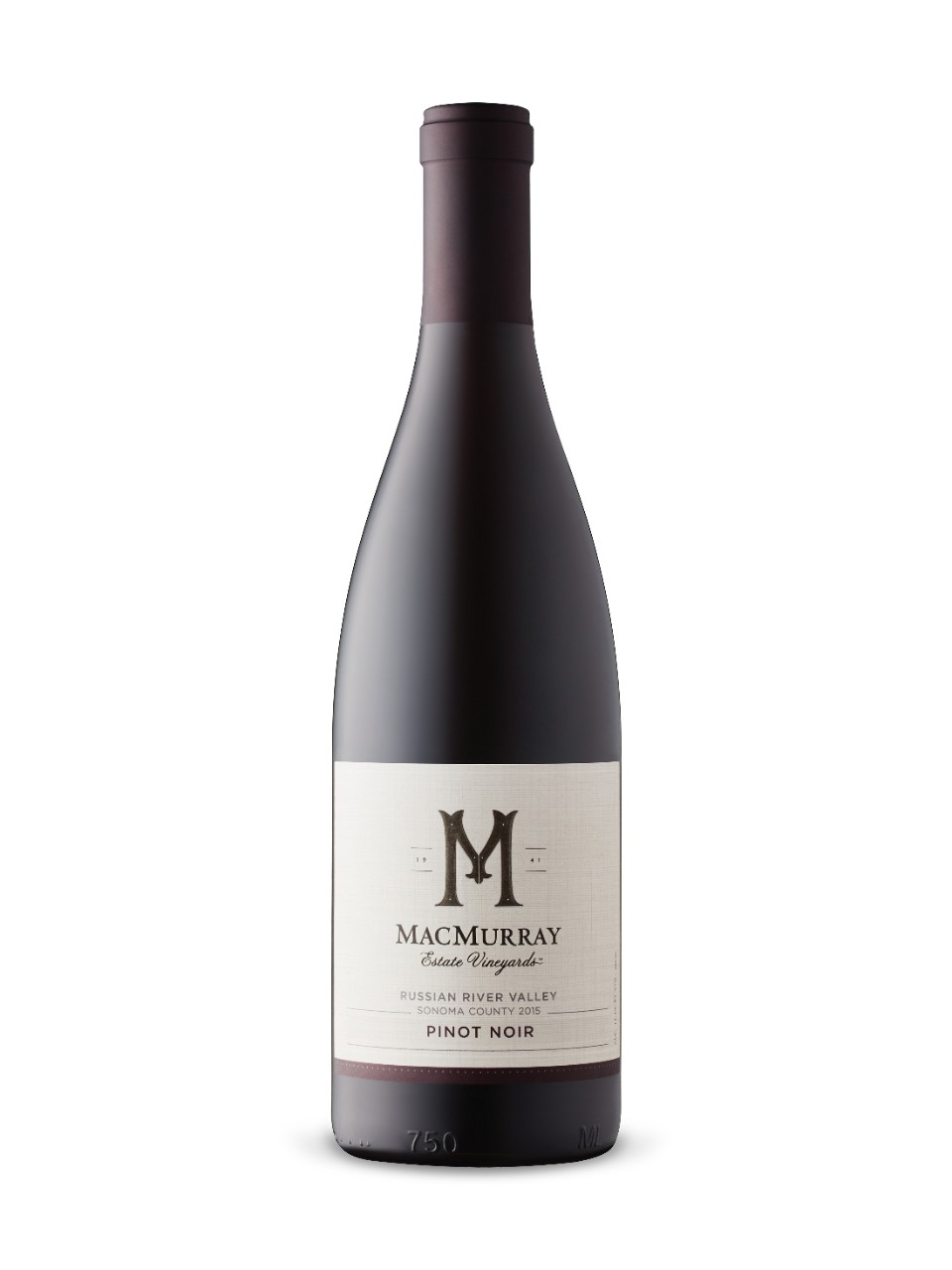 Image for MacMurray Russian River Valley Pinot Noir 2015 from LCBO