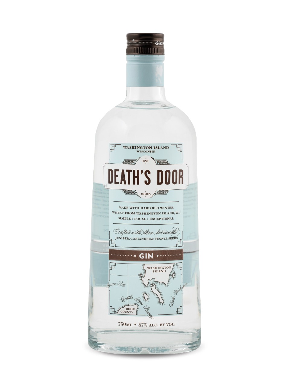 Image for Death's Door Gin from LCBO