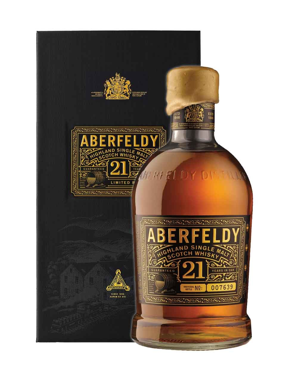 Aberfeldy Whisky Glass