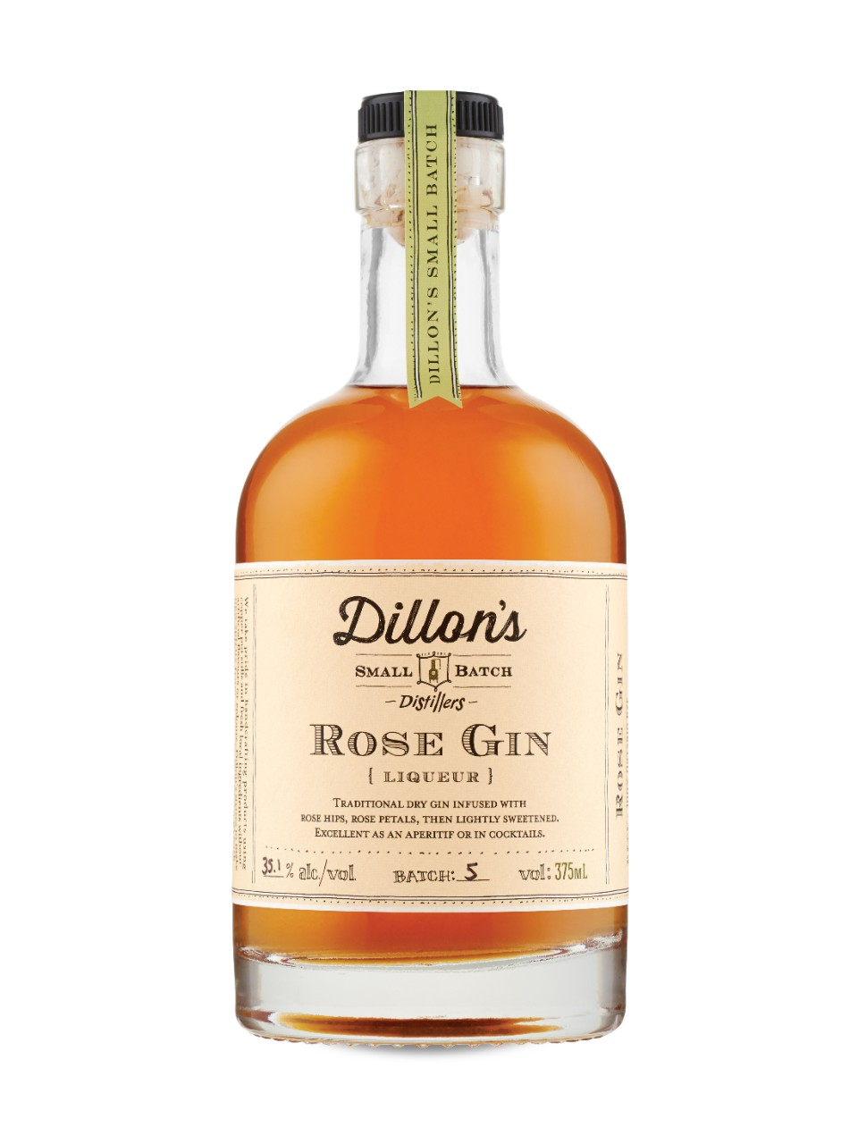 Image for Dillon's Rose Gin from LCBO