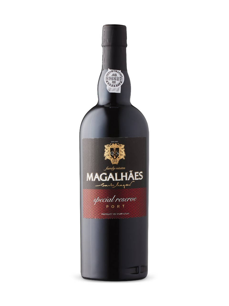 Image for Magalhaes Ruby Special Reserve Port from LCBO