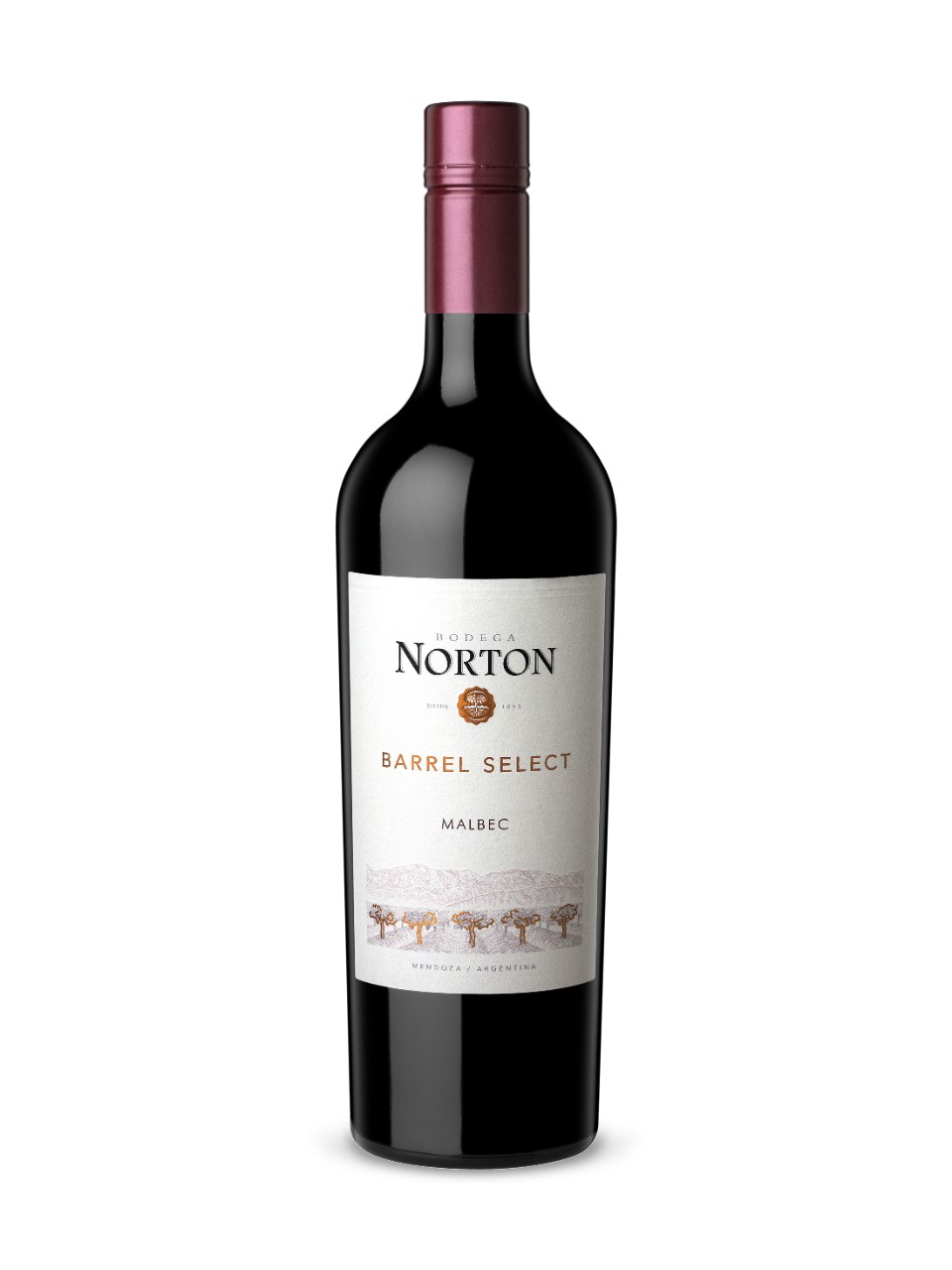 Image for Bodega Norton Barrel Select Malbec from LCBO