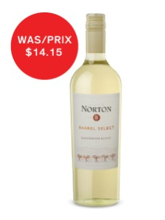 Bodega Norton Barrel Select Sauvignon Blanc