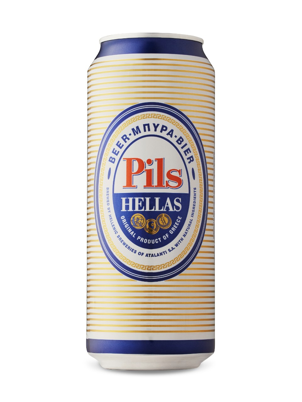 Image for Pils Hellas from LCBO