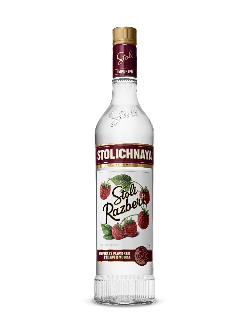 Stoli Razberi Vodka Reviews and Ratings - Proof66.com - Infused ...