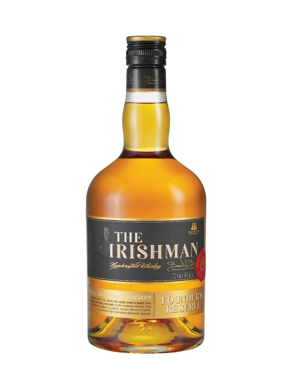 Image for The Irishman Founders Reserve from LCBO