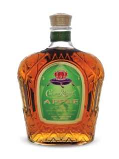 Whisky Crown Royal Pomme