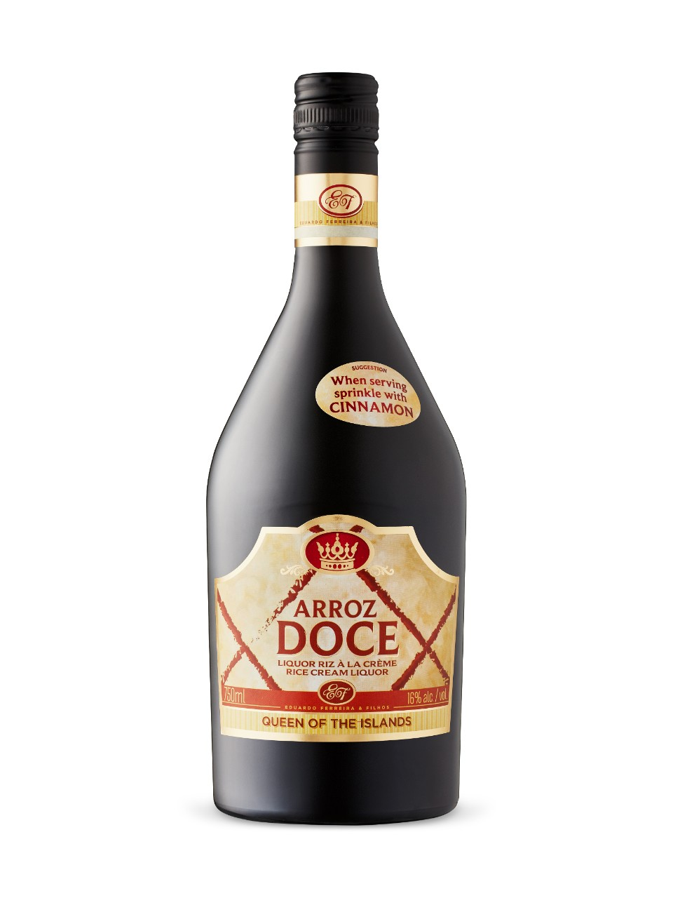 Image for Queen of the Islands Arroz Doce Licor from LCBO