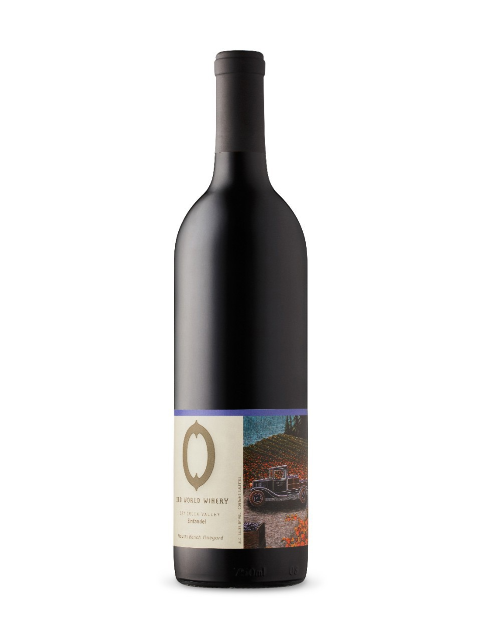 Image for Old World Zinfandel 2009 from LCBO
