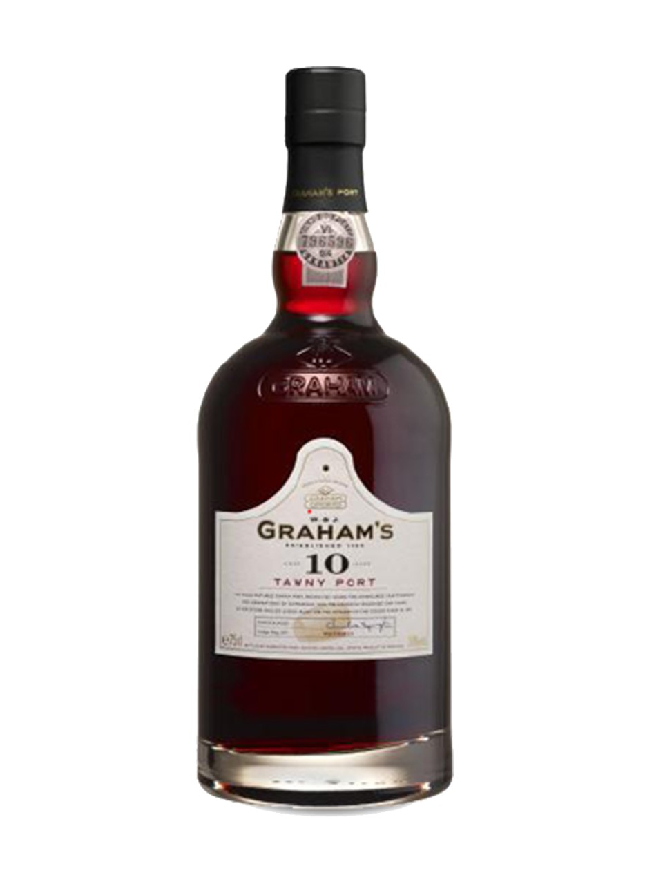 Graham's 10 Years Old Tawny Port from LCBO