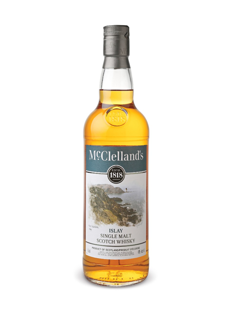 Image for McClelland's Islay Single Malt Scotch Whisky from LCBO