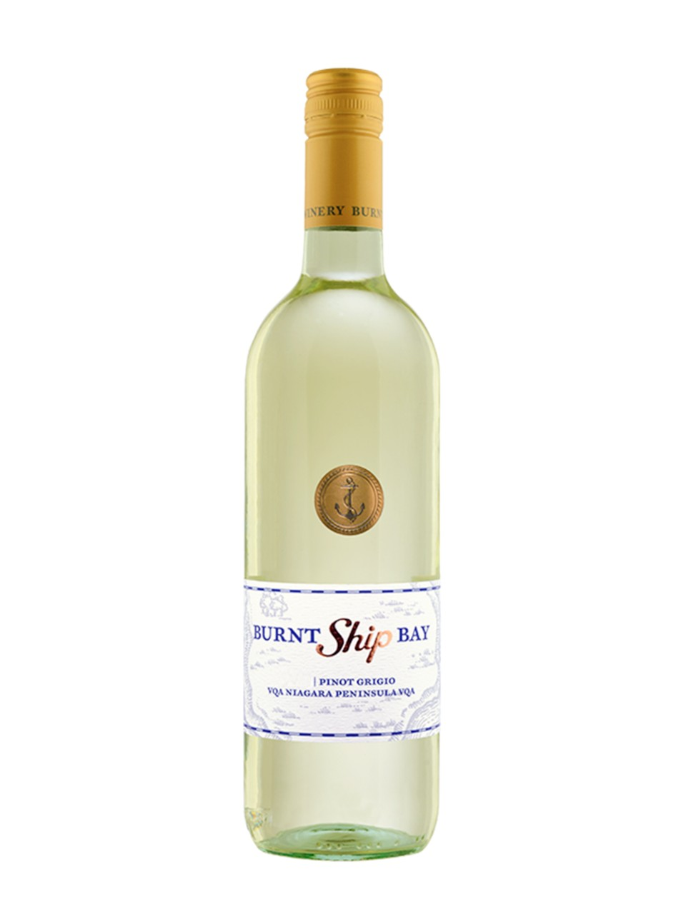 Burnt Ship Bay Pinot Grigio VQA from LCBO