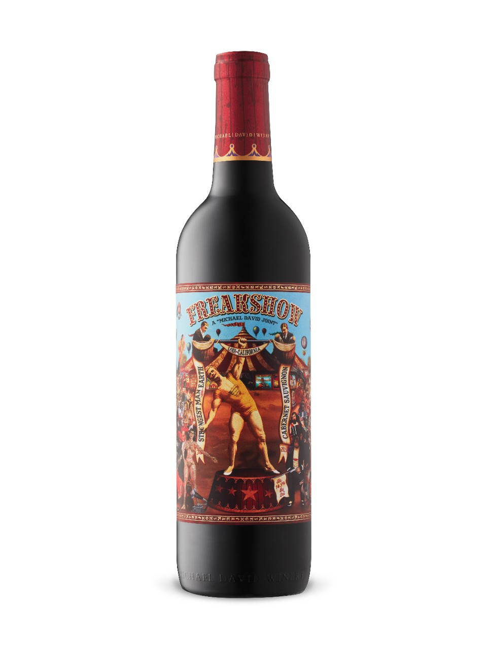 Image for Michael David Freakshow Cabernet Sauvignon 2015 from LCBO