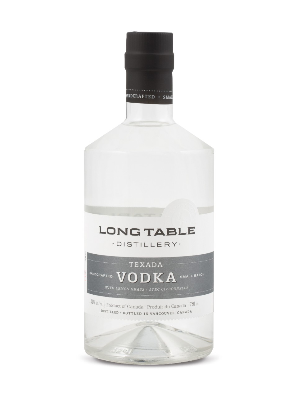 Image for Long Table Texada Vodka from LCBO