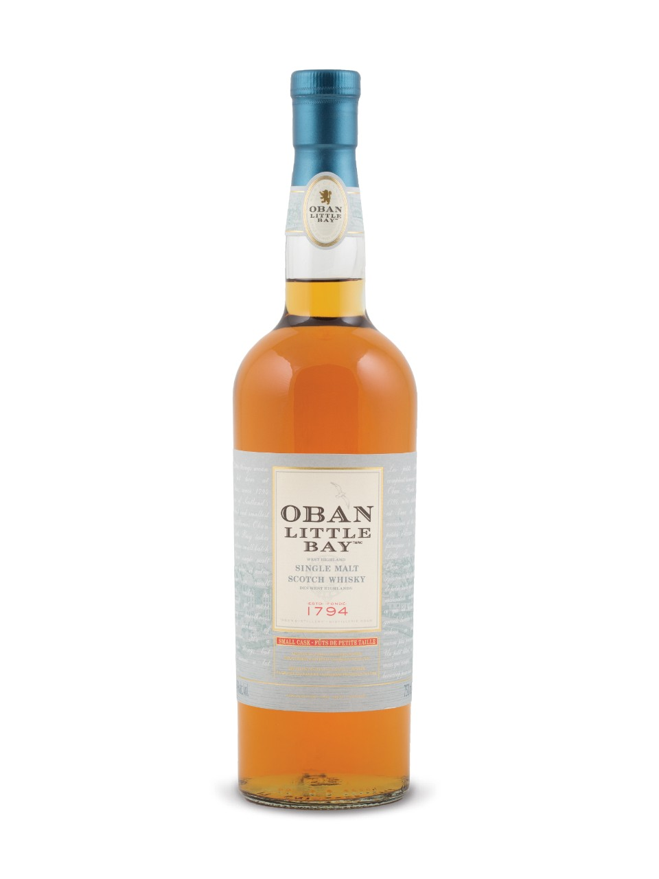 Image for Oban Little Bay Single Malt Scotch Whisky from LCBO