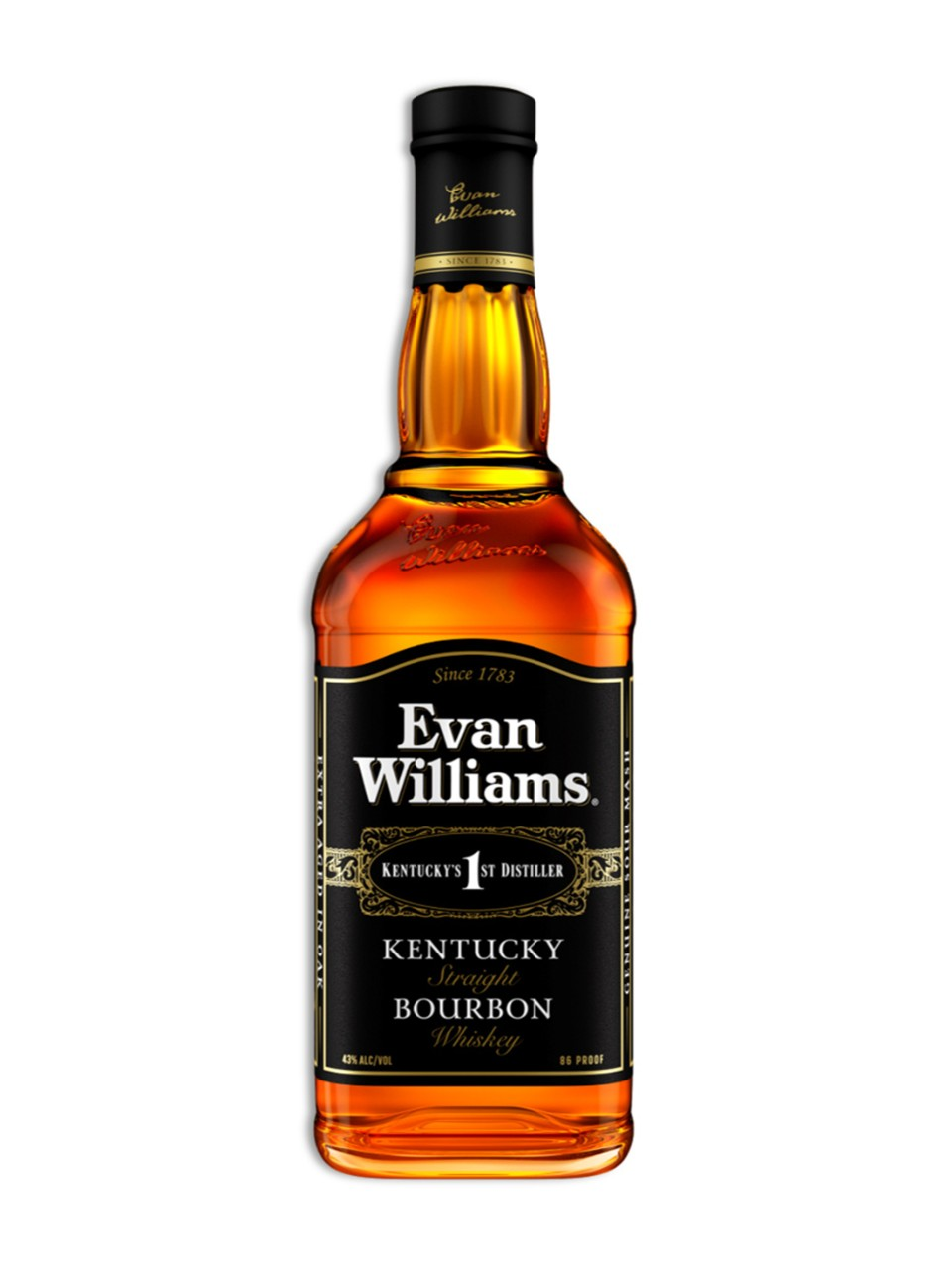 Image for Evan Williams Kentucky Straight Bourbon from LCBO