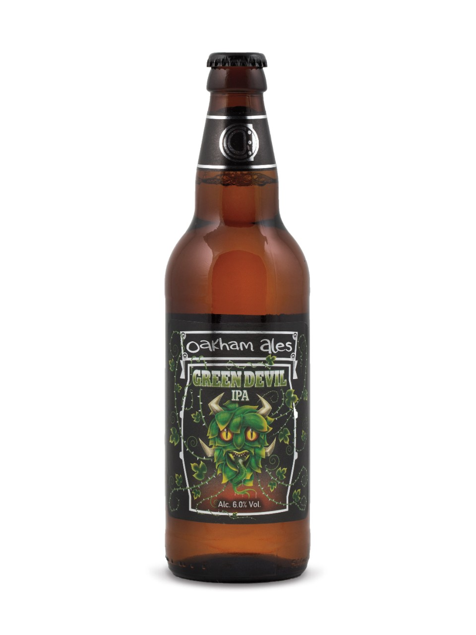 Green Devil Premium English IPA