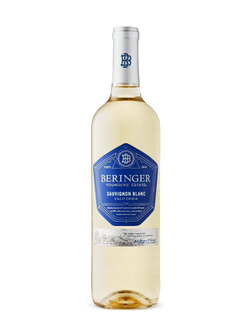 Image for Beringer Founders' Estate Sauvignon Blanc from LCBO