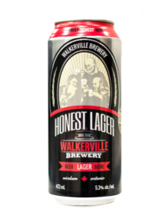 Walkerville Honest Lager