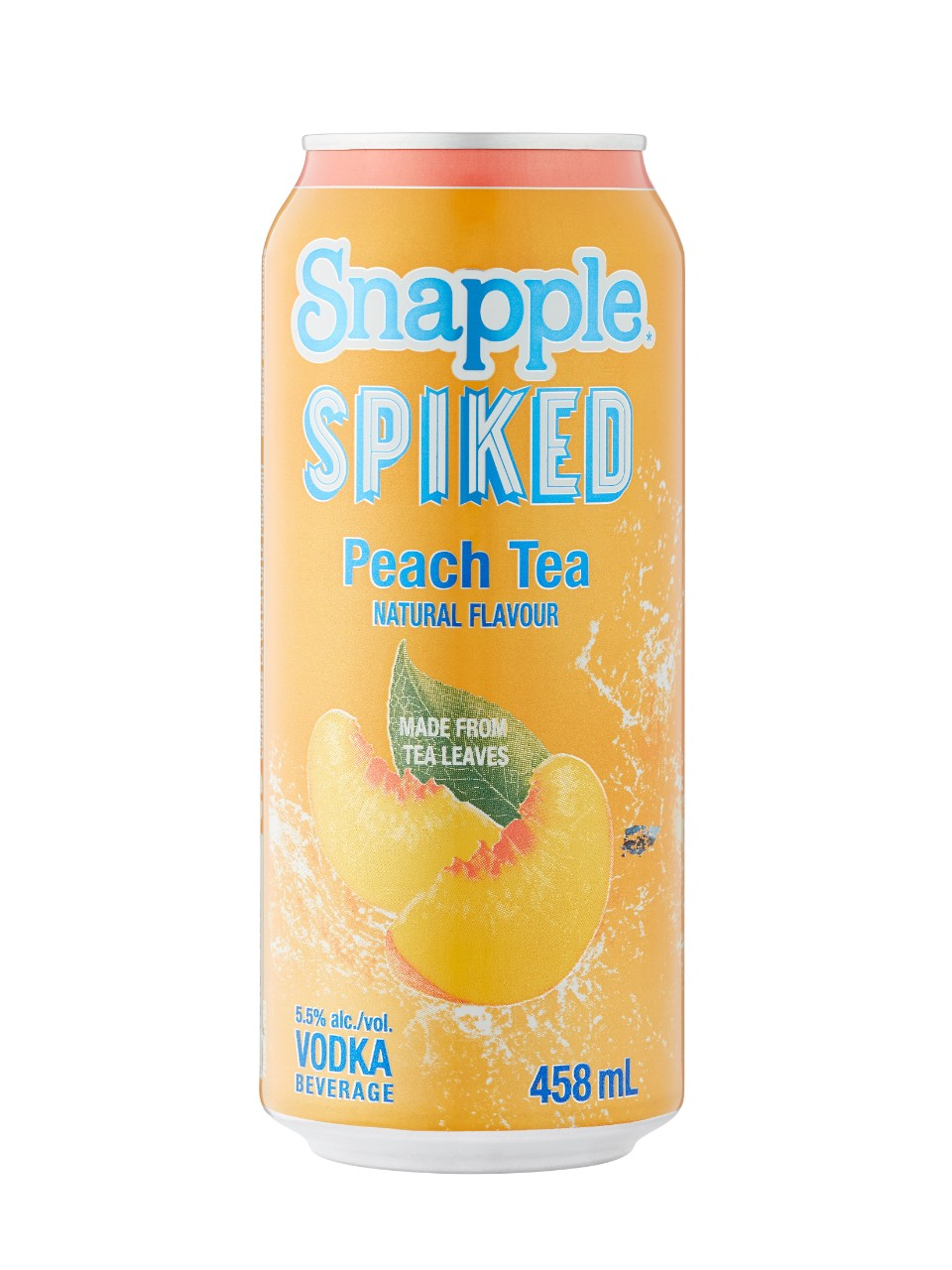 Snapple Spiked Tea Vodka from LCBO