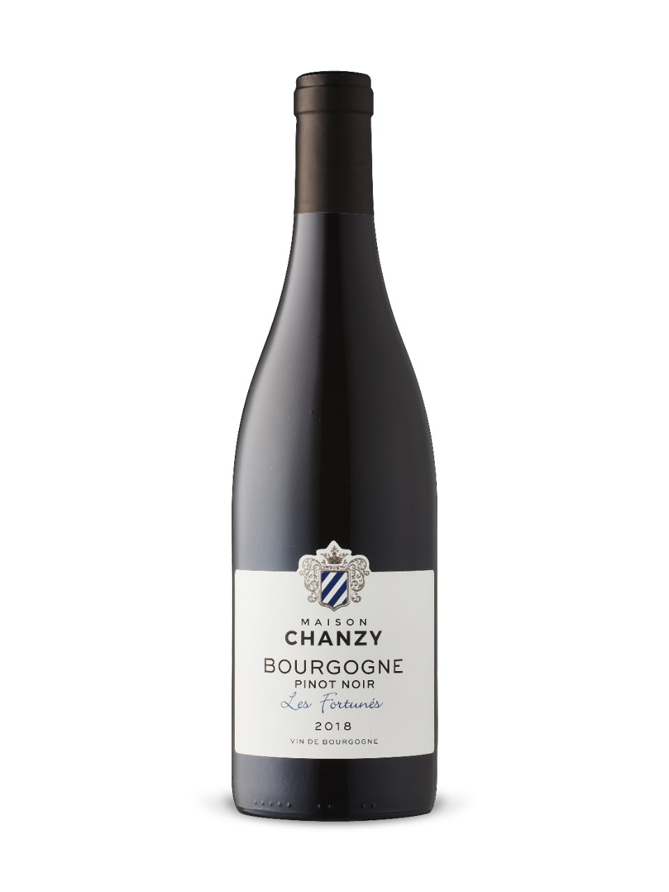 Image for Maison Chanzy Bourgogne Pinot Noir 2017 from LCBO