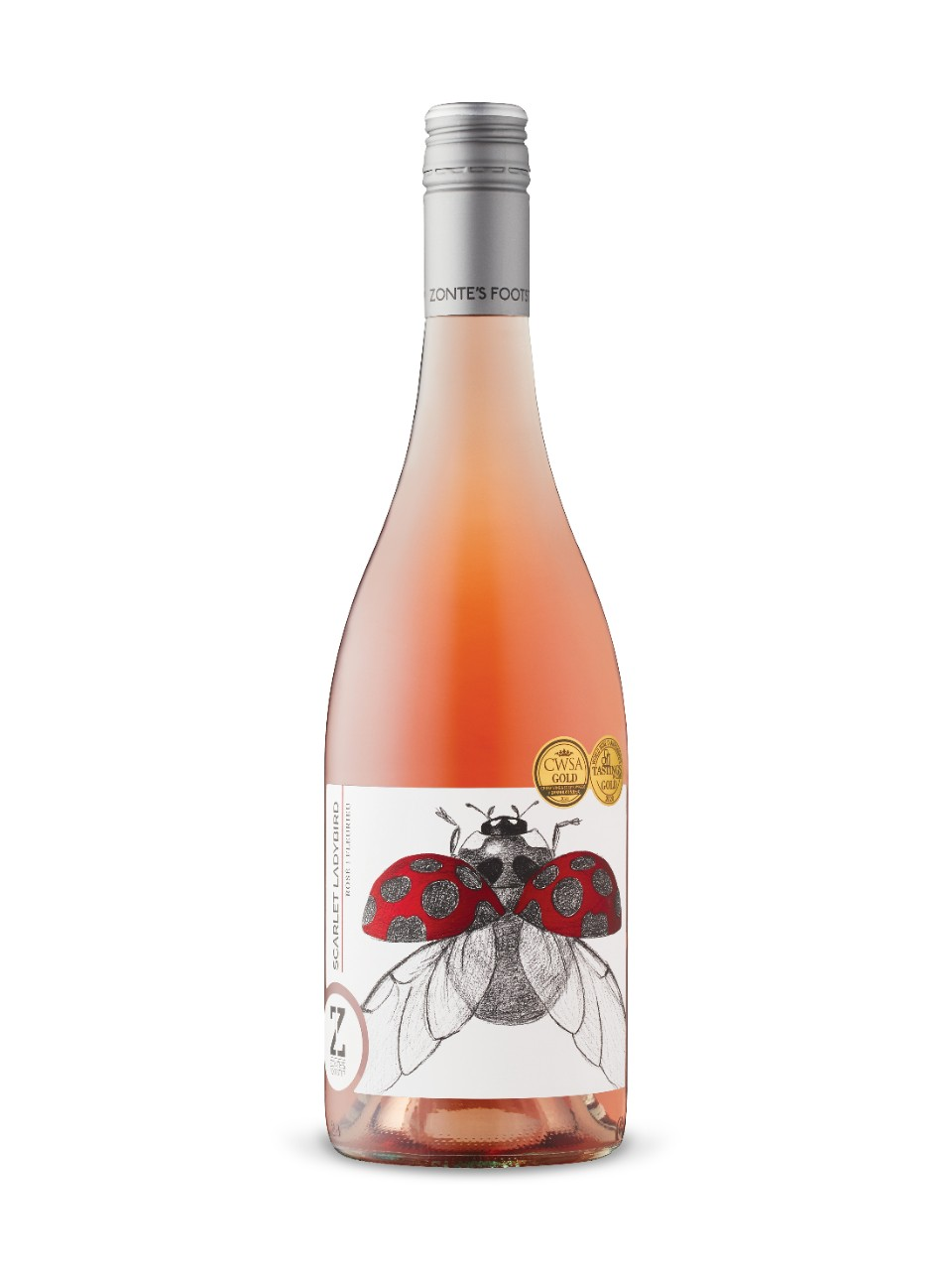 Image for Zonte's Footstep Scarlet Ladybird Rosé 2017 from LCBO