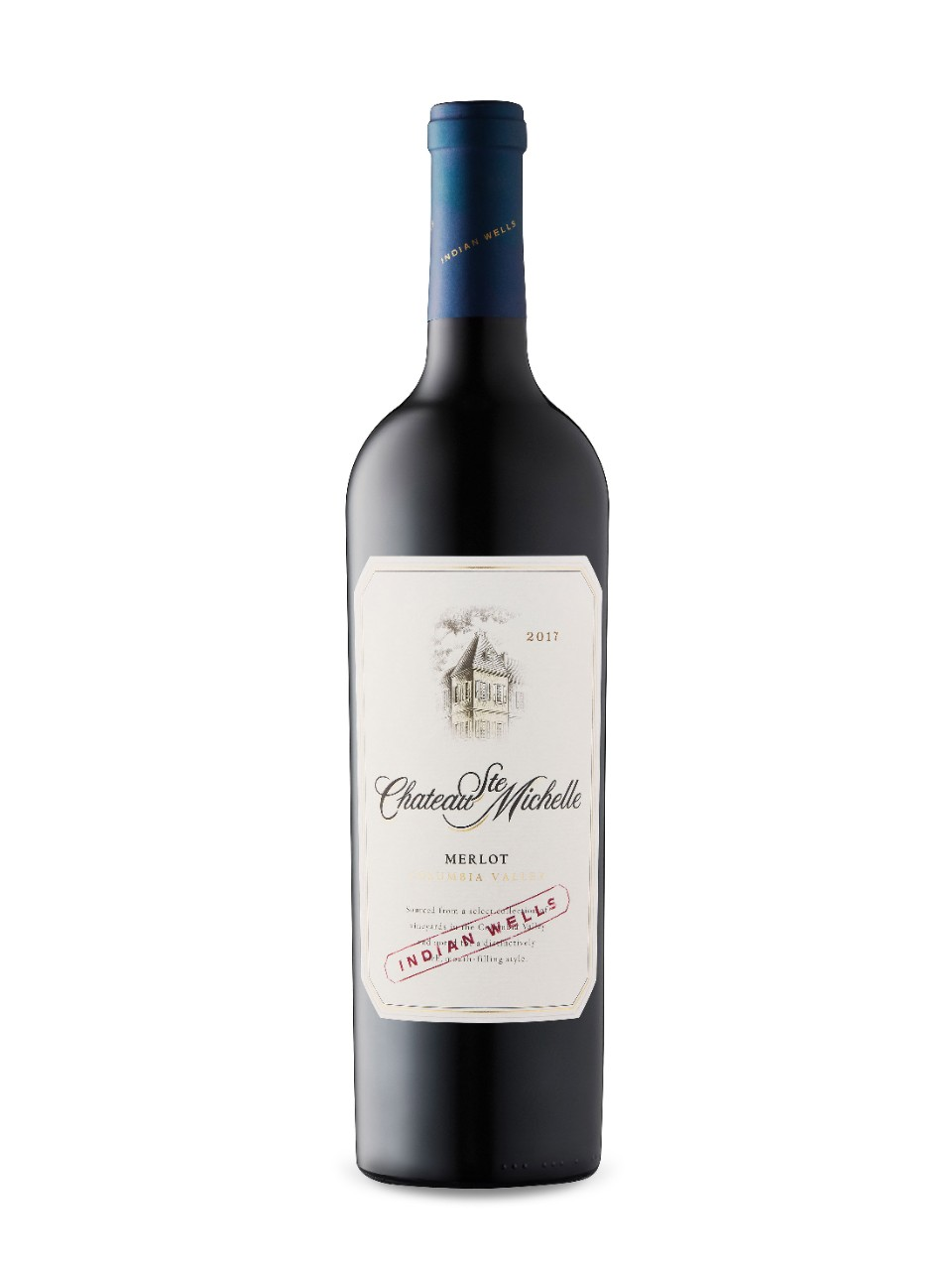 Chateau Ste. Michelle Indian Wells Merlot 2016 from LCBO