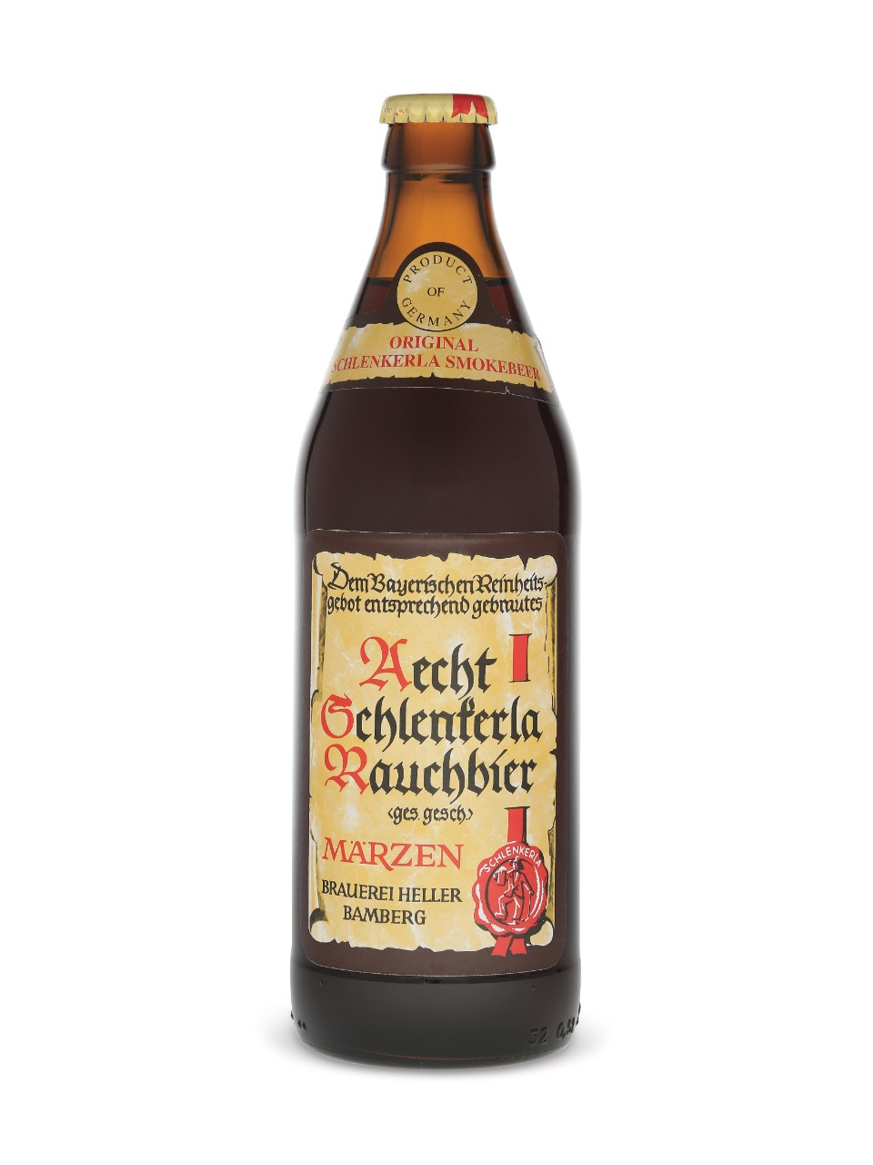 Image for Aecht Schlenkerla Rauchbier from LCBO