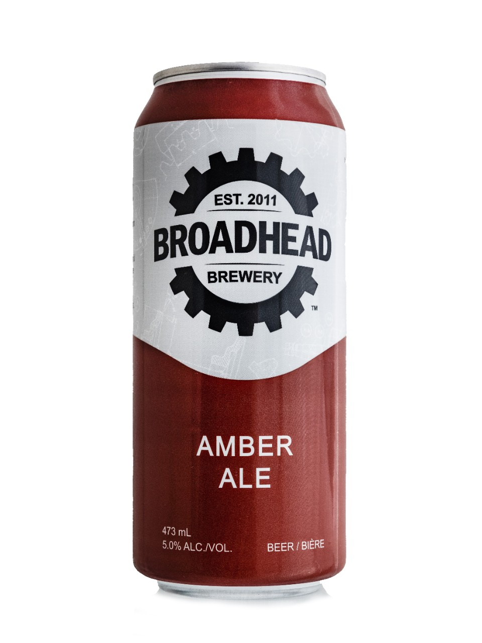 Image for Broadhead Grindstone Amber Ale from LCBO