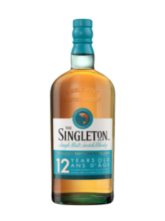 Singleton Of Dufftown 12 Year Old Single Malt Scotch Whisky