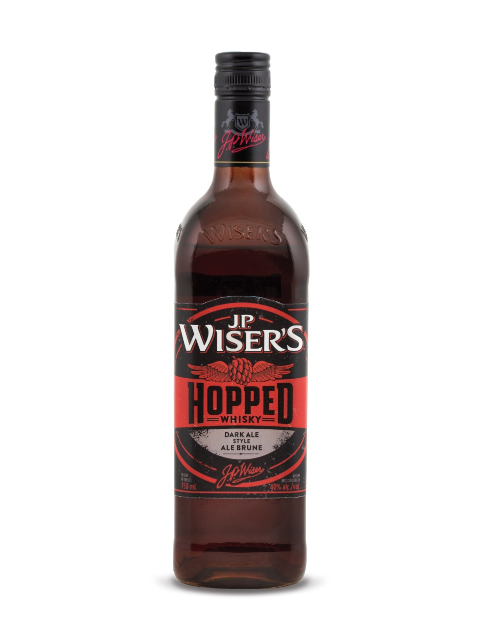 Image for J.P. Wiser's Hopped Whisky from LCBO