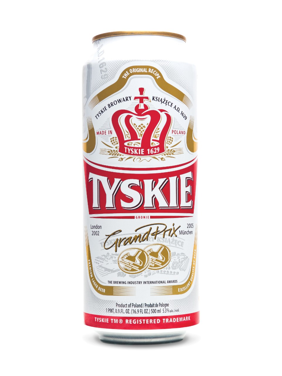 Tyskie Beer from LCBO