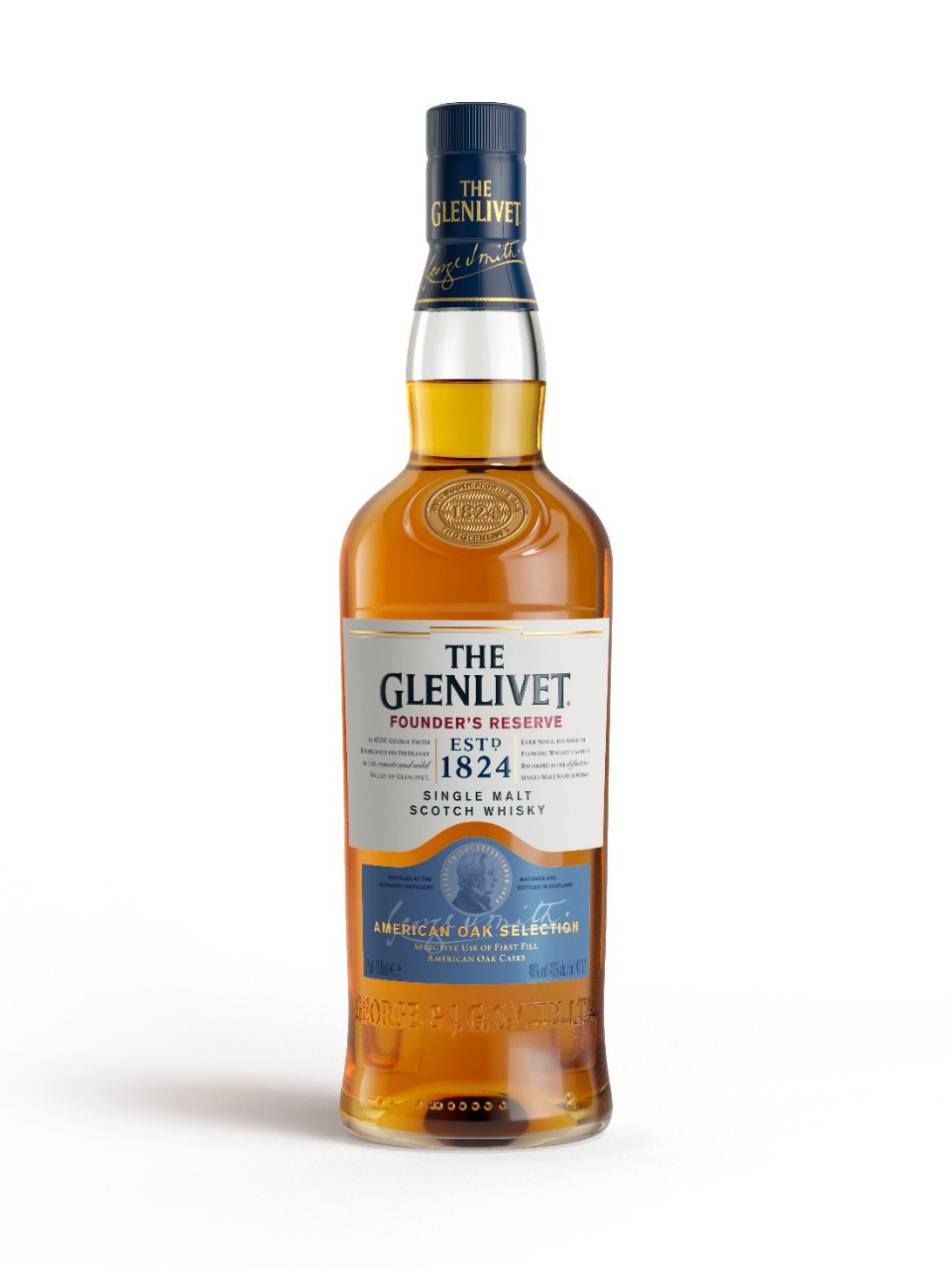 Whisky écossais The Glenlivet Founder's Reserve