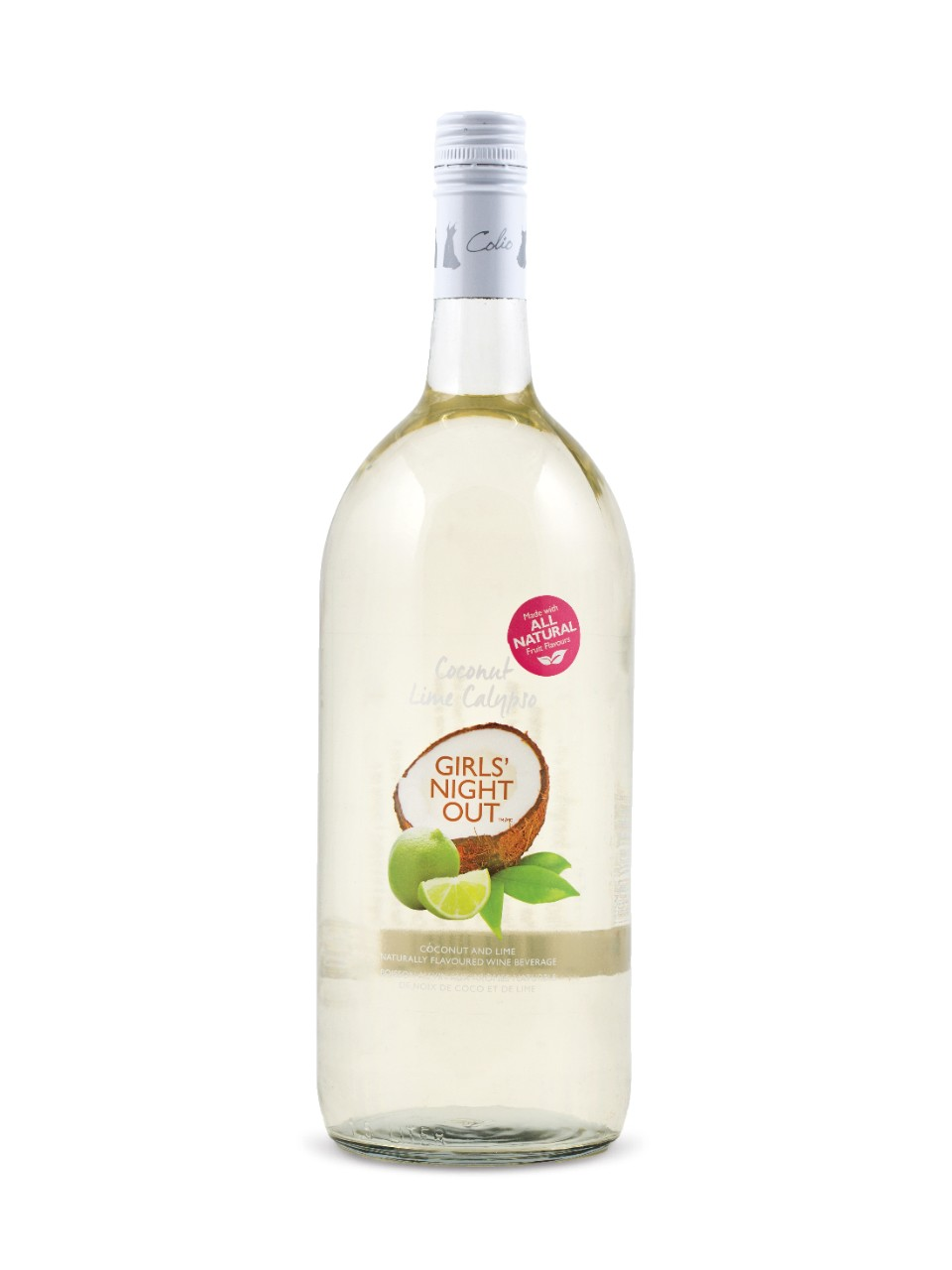 Coconut Lime Calypso Girls' Night Out