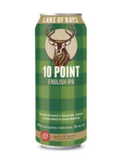 Lake Of Bays 10 Point IPA