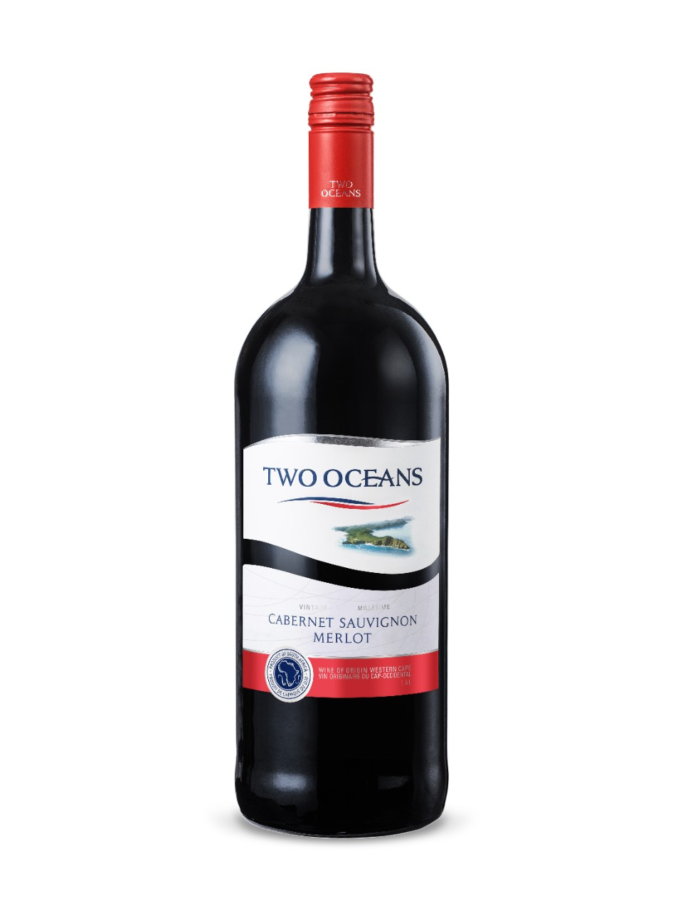 Image for Two Oceans Cabernet Sauvignon Merlot from LCBO