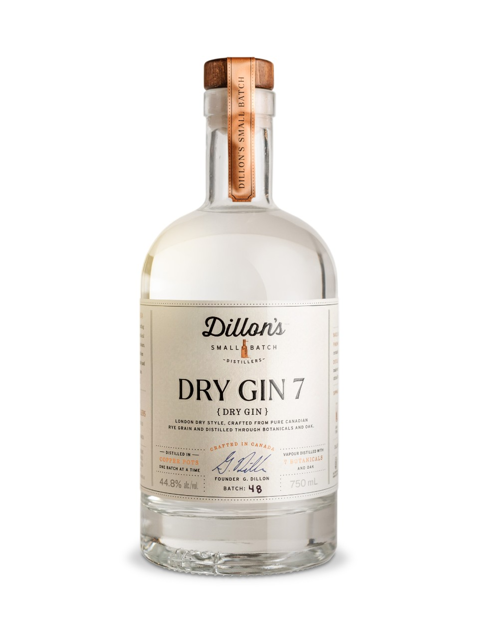 Image for Dillon's Dry Gin from LCBO