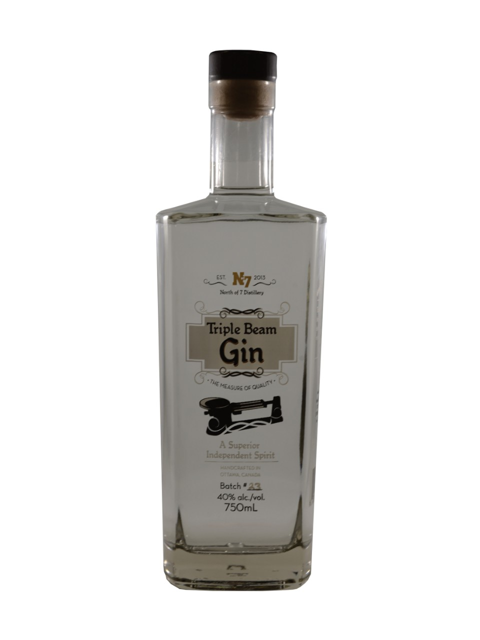 Gin Triple Beam