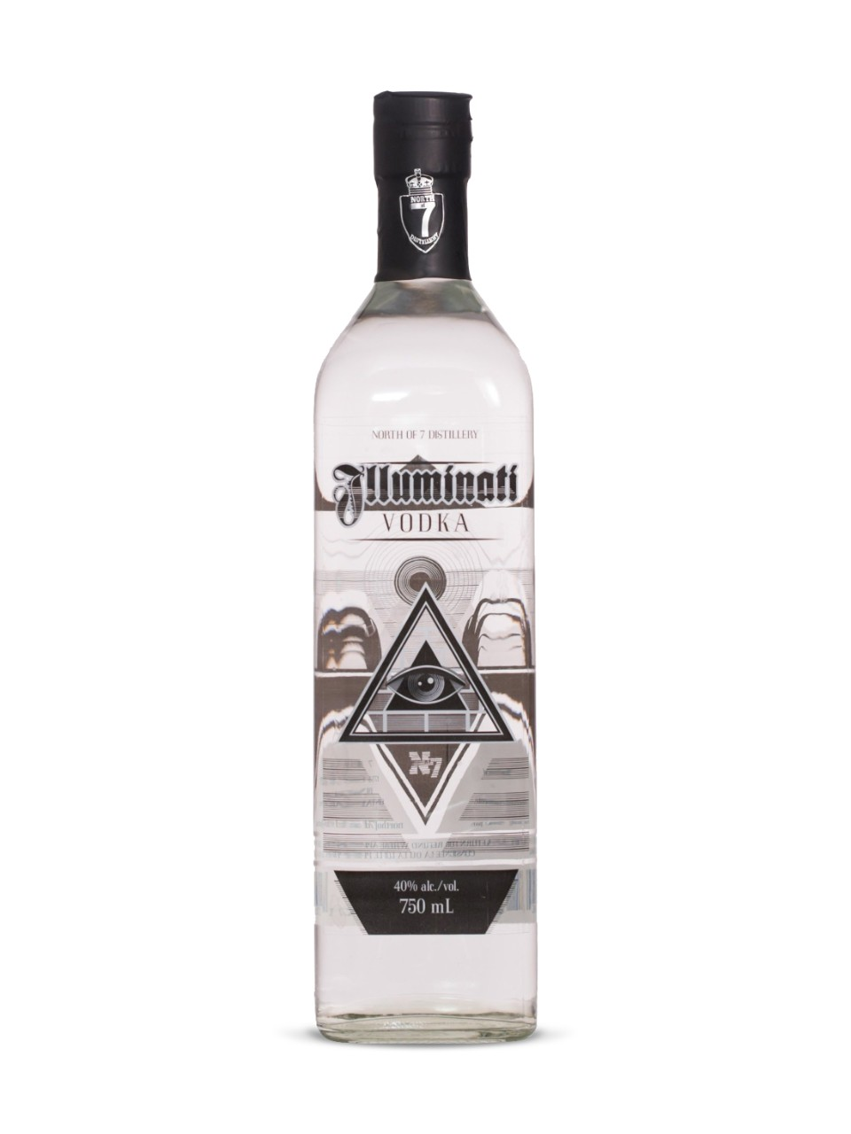 Image for Illuminati Vodka from LCBO