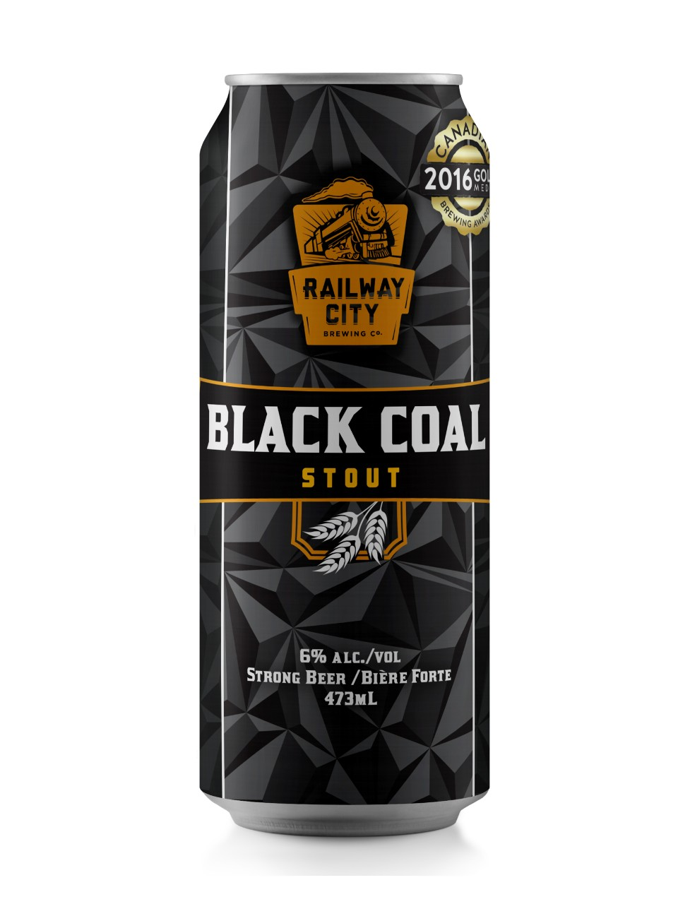 Image for Railway City  Black Coal Stout from LCBO