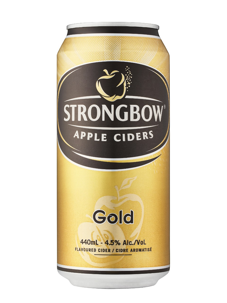 Image for Strongbow Gold Apple Cider from LCBO