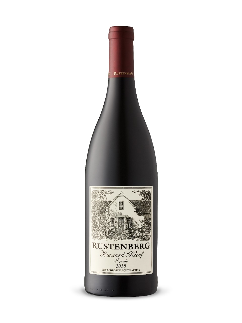 Image for Rustenberg Buzzard Kloof Syrah 2015 from LCBO