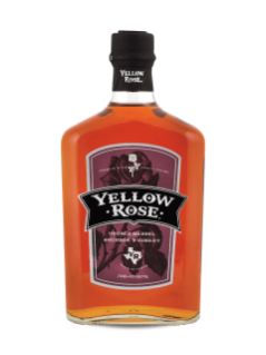 Yellow Rose Double Barrel Bourbon Whiskey