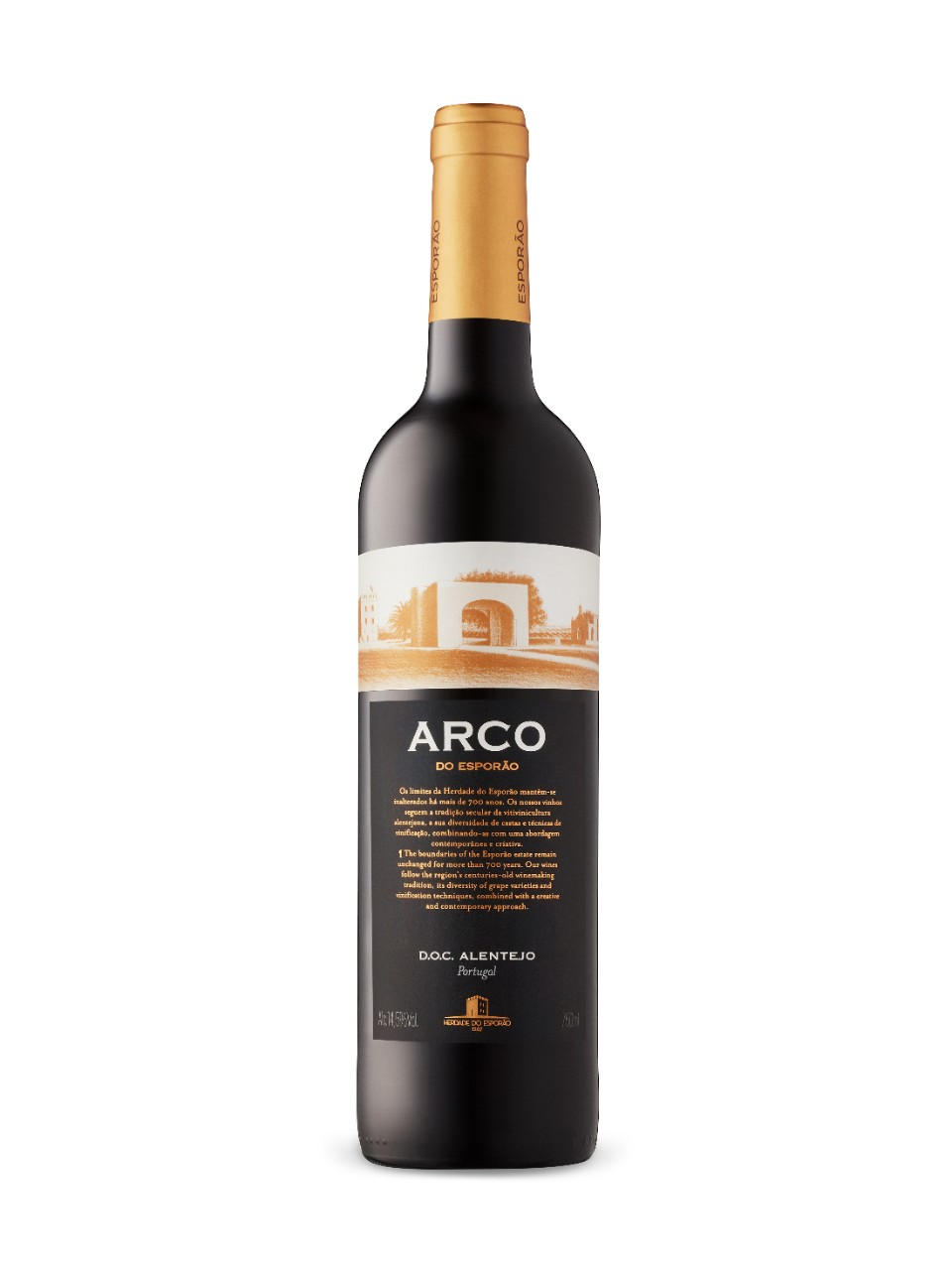 Image for Arco Do Esporao Red 2014 from LCBO