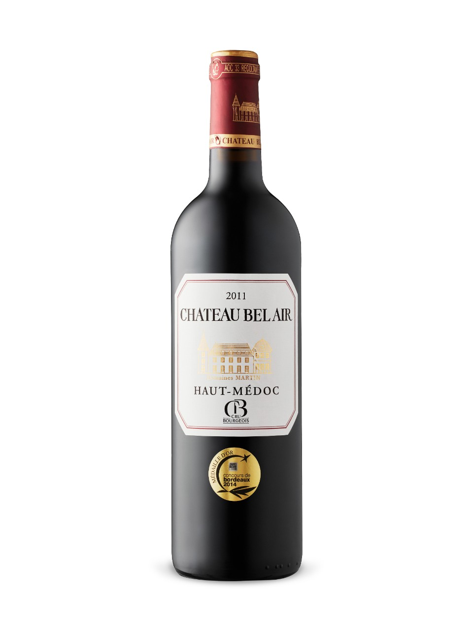 Image for Château Bel Air 2011 from LCBO